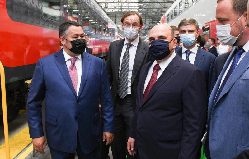 В Тверской области обсудят создание инновационного кластера транспортного машиностроения