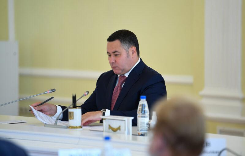 В Тверской области 57 тренеров и 223 спортсмена получат единовременные выплаты