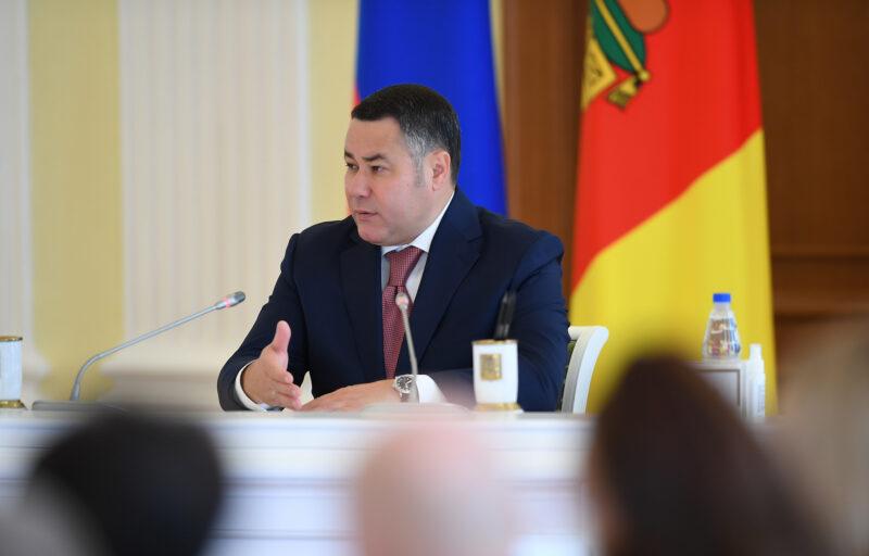 Ведущие предприятия отрасли Верхневолжья войдут в кластер транспортного машиностроения Тверской области