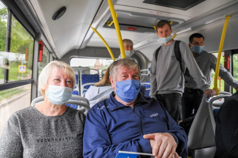 Жители Тверской области довольны запуском системы общественного транспорта в четырёх крупных агломерациях региона