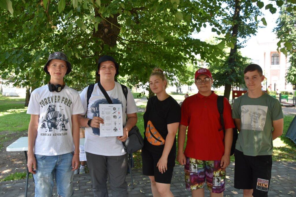 Ребята из Конаковского района поучаствовали в квесте «Страна Героев»