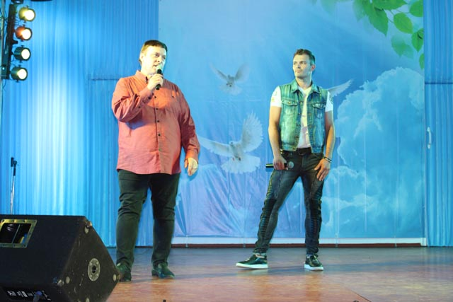 На Дне города в Западной Двине выступили известные артисты