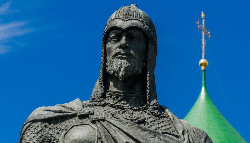 В Тверскую область привезут мощи святого князя Александра Невского
