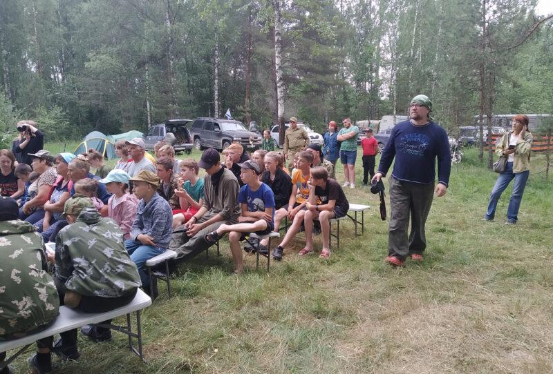 Молодые поисковики в Тверской области подняли останки 6 солдат