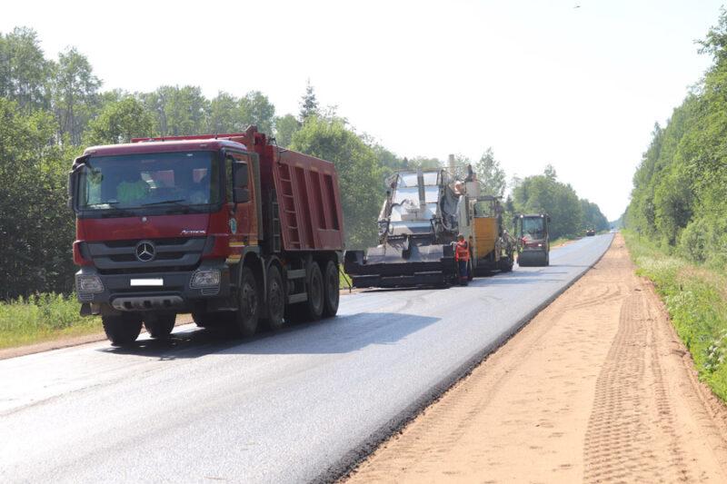 В Тверской области завершился ремонт еще одного туристического дорожного маршрута - Торжок – Осташков