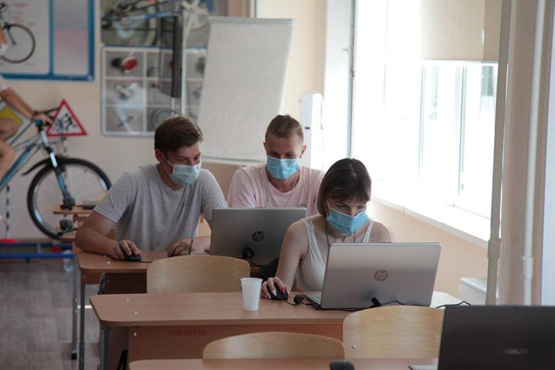 В Тверской области открылся передвижной комплекс «Лаборатория безопасности»