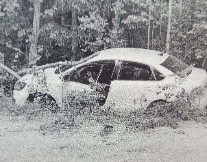 В Тверской области 18-летний парень угнал автомобиль своей крестной