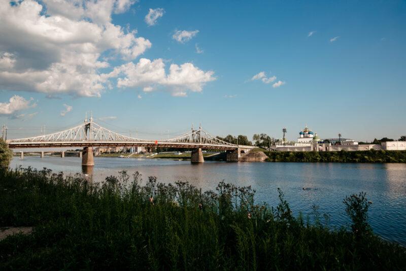 Тверской фотограф показала жаркое лето в Твери
