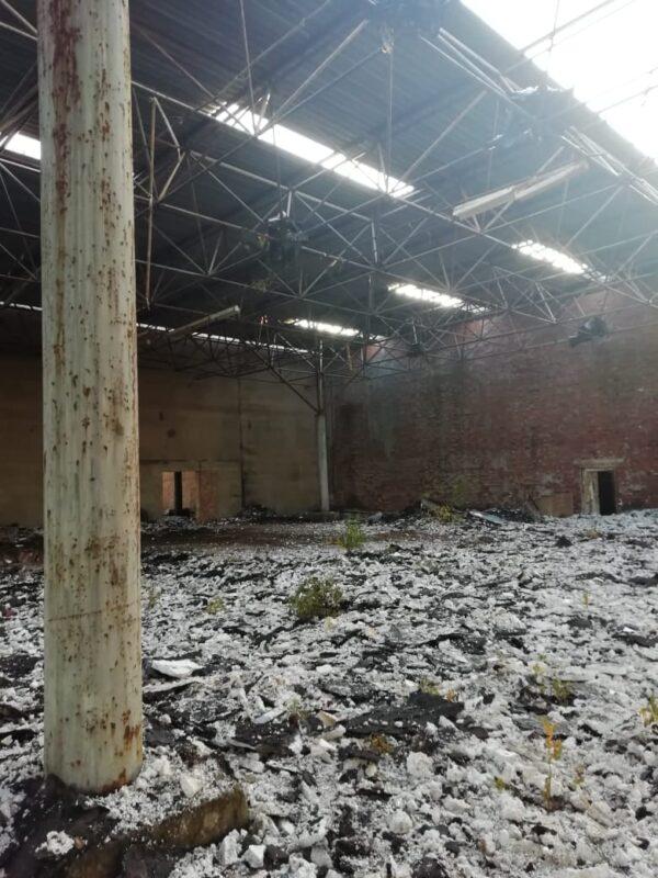 В Тверской области подросток упал с крыши заброшенного здания