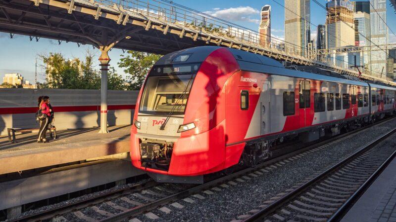 Пассажиры при покупке билета на «Ласточку» Москва – Тверь могут забронировать сидячее место