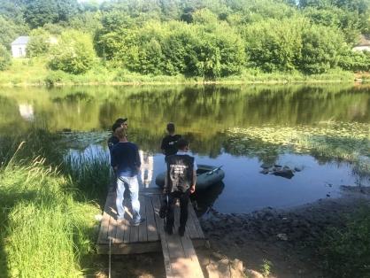 В Тверской области утонул 14-летний юноша