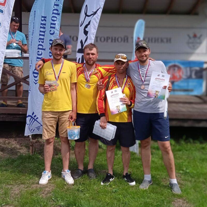 Лучшие рыбаки Тверской области собрались в Калязинском районе