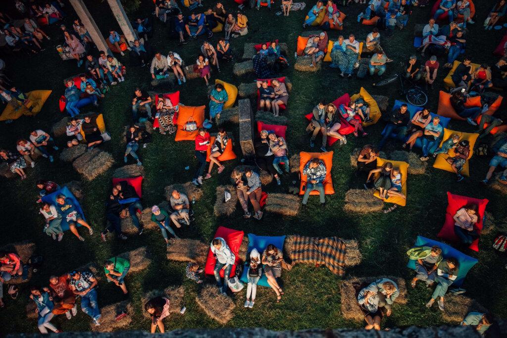 В ландшафтном парке Тьмака пройдет фестиваль уличного кино