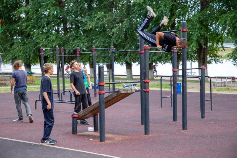 Бесплатные занятия по популярным видам спорта для всех желающих проведут в Твери