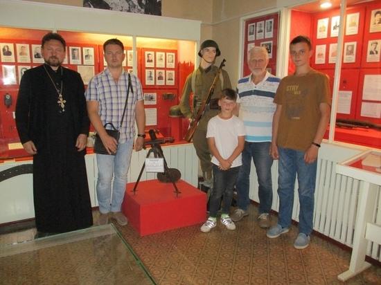 Погибший солдат привёл родственников из Вологды в Тверскую область