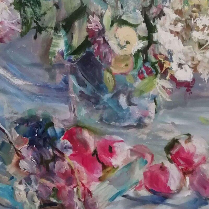 В Твери пройдет экспресс-выставка Инессы Айдархановой