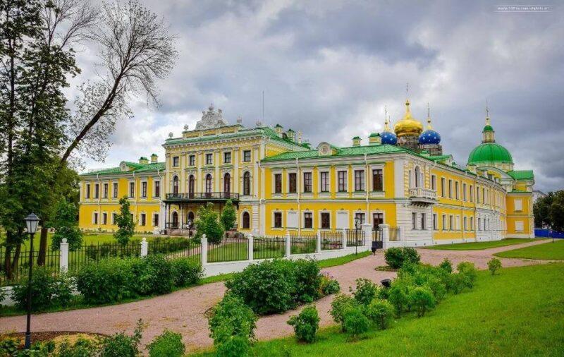 О жизни семьи Романовых в тверской резиденции расскажут на сборной экскурсии Императорского дворца