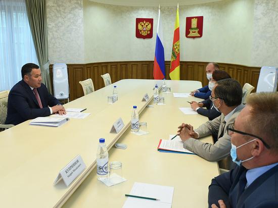В Тверской области построят 33,5 километров внутрипоселковых газовых сетей