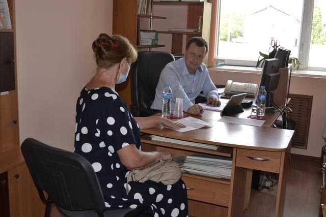 В Западной Двине прошла встреча с министром энергетики и жилищно-коммунального хозяйства Тверской области