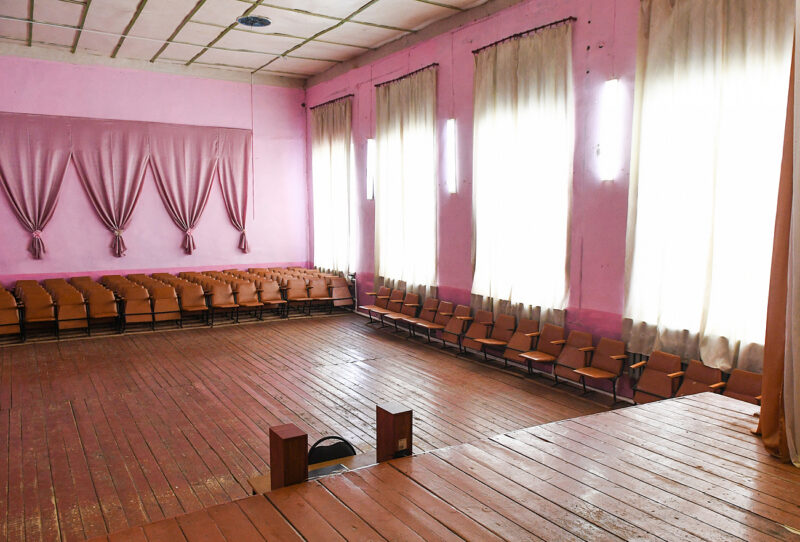 В деревне Вёски Тверской области отремонтируют Дом Культуры