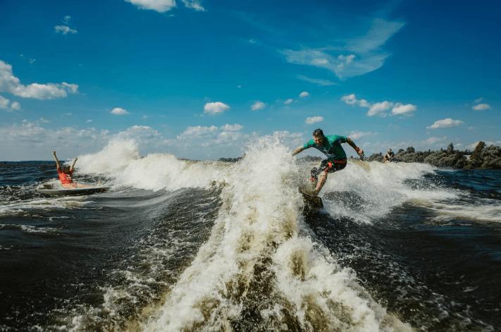 В Тверской области МЧС контролирует проведение Чемпионата России по вейксерфингу