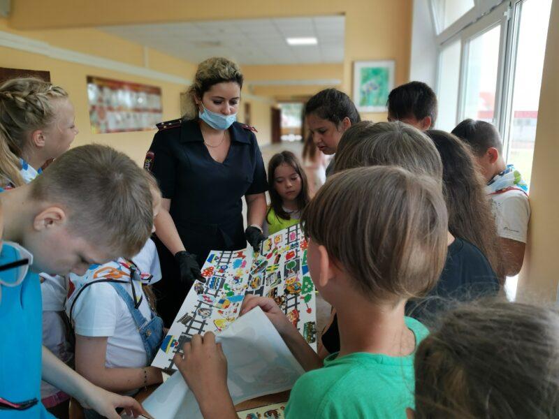 В Тверской области школьники приняли участие в мероприятии «Соблюдайте Правила –поступайте правильно!»