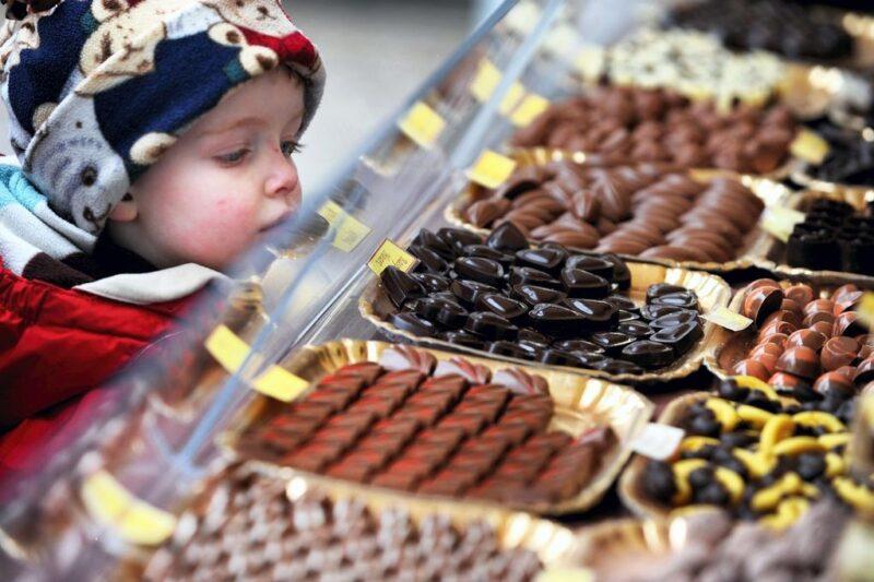 """Дворец Культуры """"Литвинки"""" приглашает всех сладкоежек на празднование Дня шоколада"""