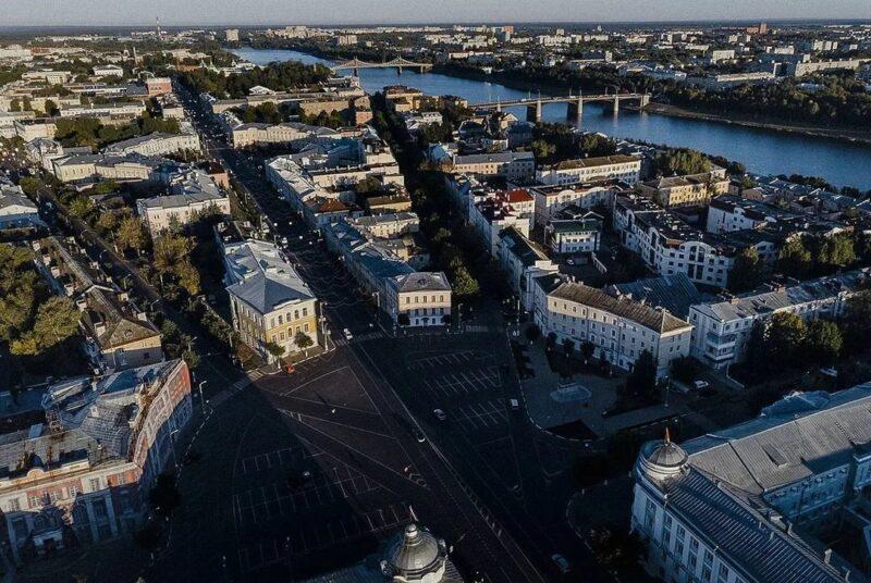 Тверской городской музейно-выставочный центр проведет увлекательную экскурсию по Твери