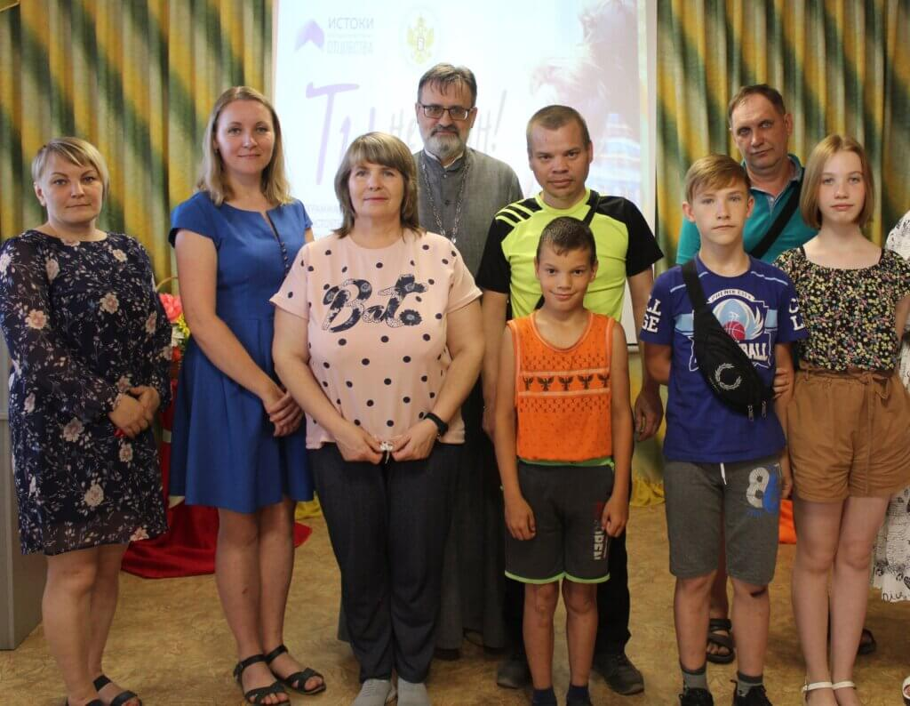 В Нелидово поддержали одиноких отцов