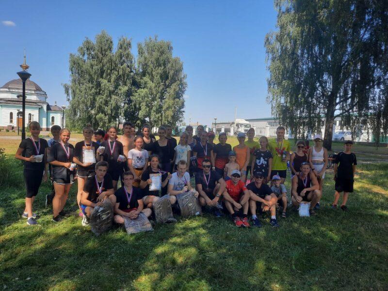 В Конаковском районе провели турнир по спортивному туризму