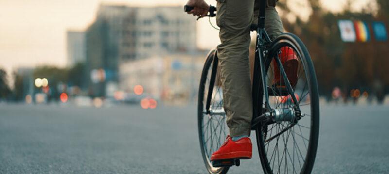 В Твери у представителя велошеринга из-под носа украли велосипед