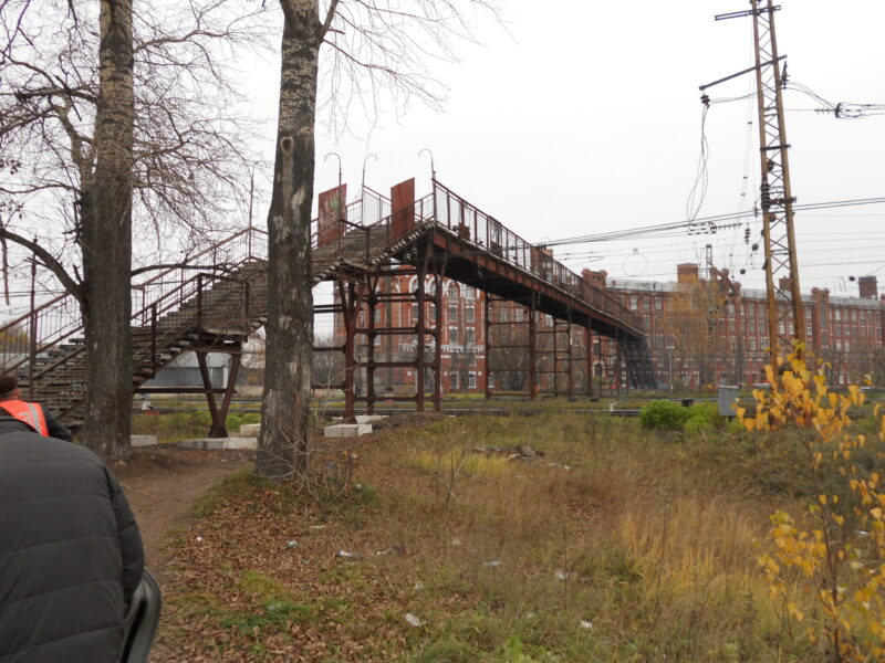 Мост в Твери, на котором снимали сериал с Хабенским, сохранят