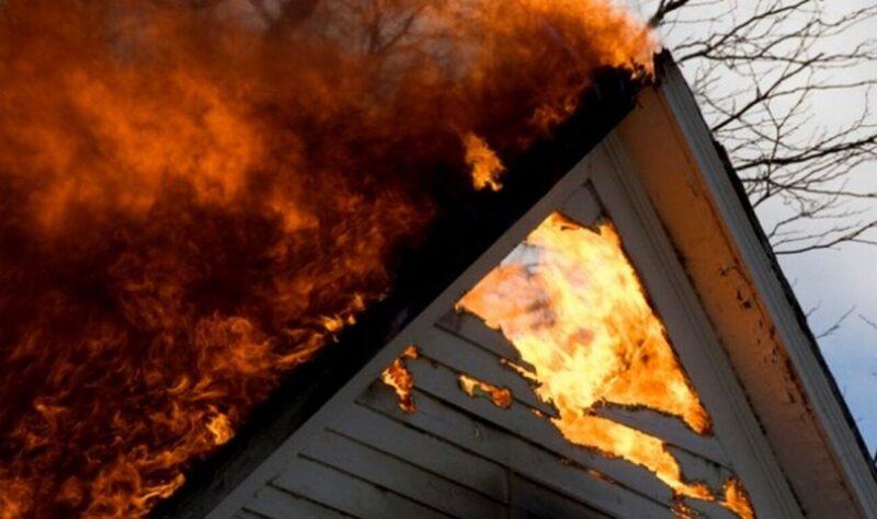 В Тверской области в сгоревшем доме найден труп