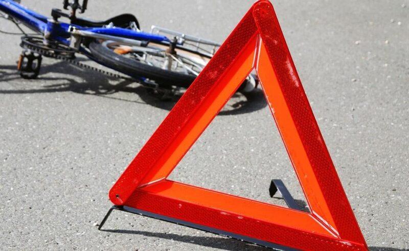 В Вышнем Волочке велосипедист попал под колеса иномарки