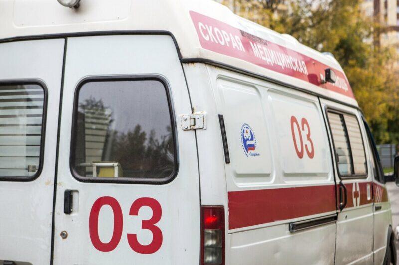 В Твери 17-летний подросток пострадал после ДТП с участием иномарки и квадроцикла