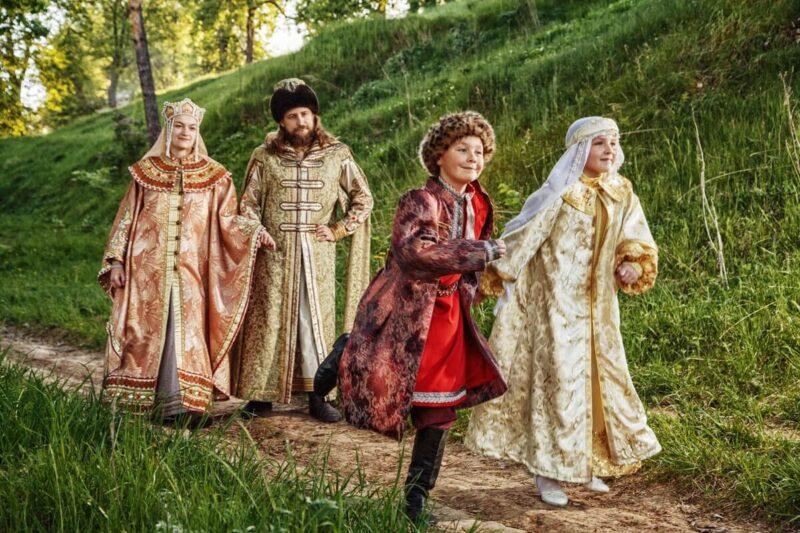В музейно-выставочном центре пройдет тематическая программа в честь Дня семьи, любви и верности