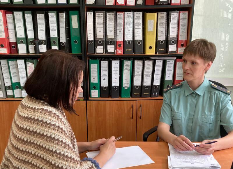 В городе Конаково пройдет прием граждан по вопросам работы коллекторов