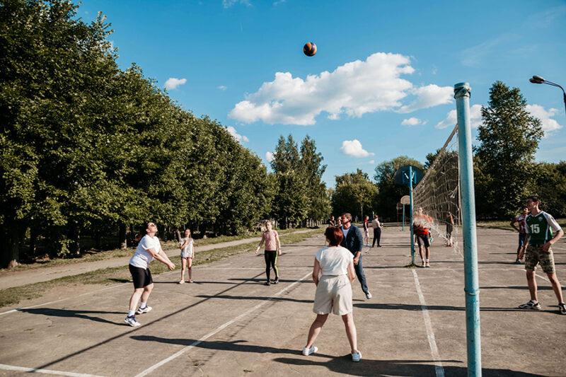 Юлия Саранова: спорт должен быть доступен для всех