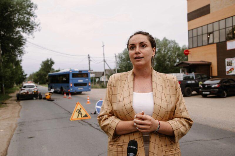 Юлия Саранова: Пора улучшать дворовые территории