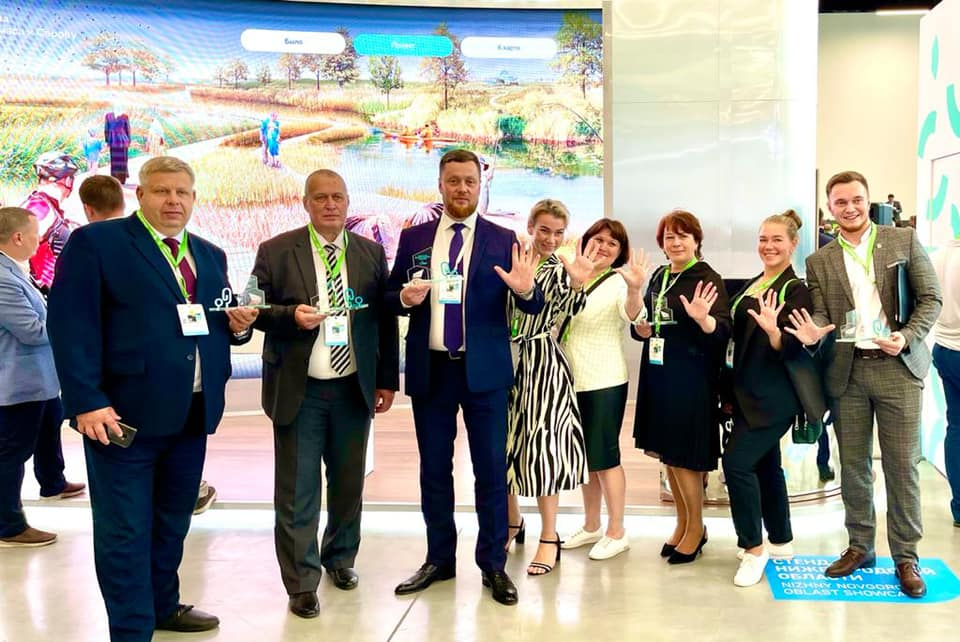 Муниципалитеты Верхневолжья одержали победу на всероссийском конкурсе лучших проектов