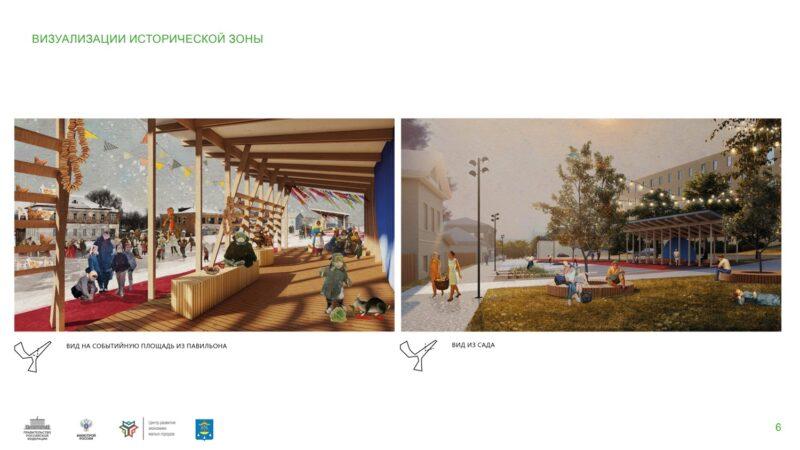 Пять городов Тверской области стали победителями Всероссийского конкурса лучших проектов создания комфортной городской среды