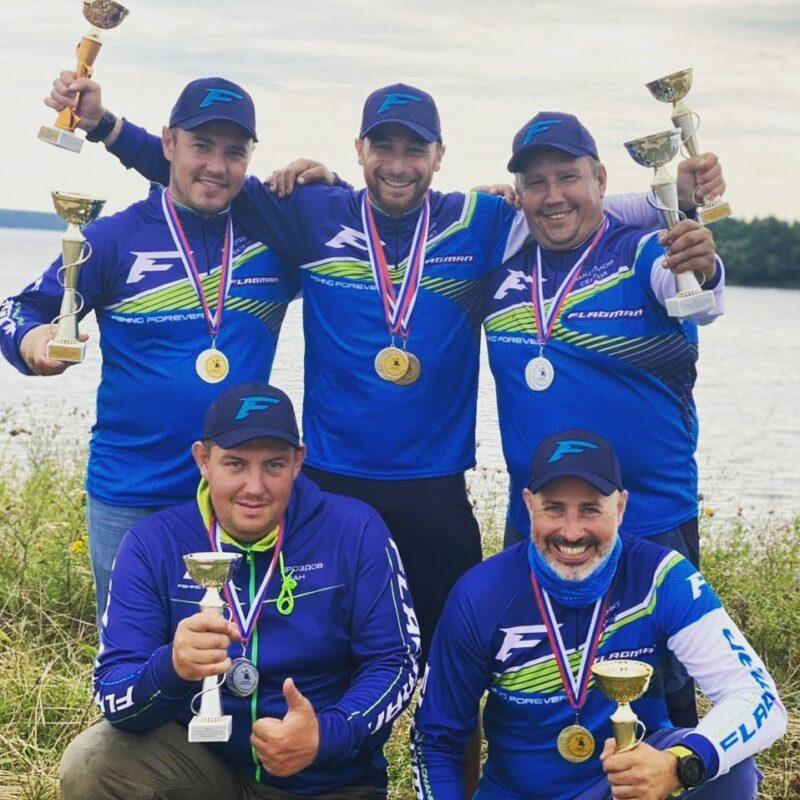 В Тверской области прошел чемпионат по рыбной ловле