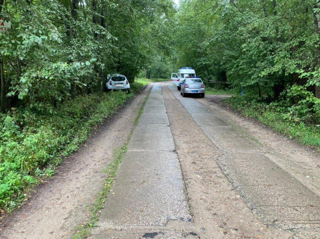 В Тверской области в ДТП погиб 58-летний водитель