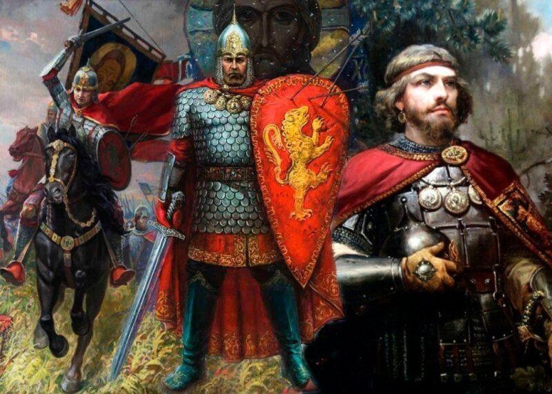 По Тверской области пройдёт уникальная историческая реконструкция конного похода князя Александра Невского