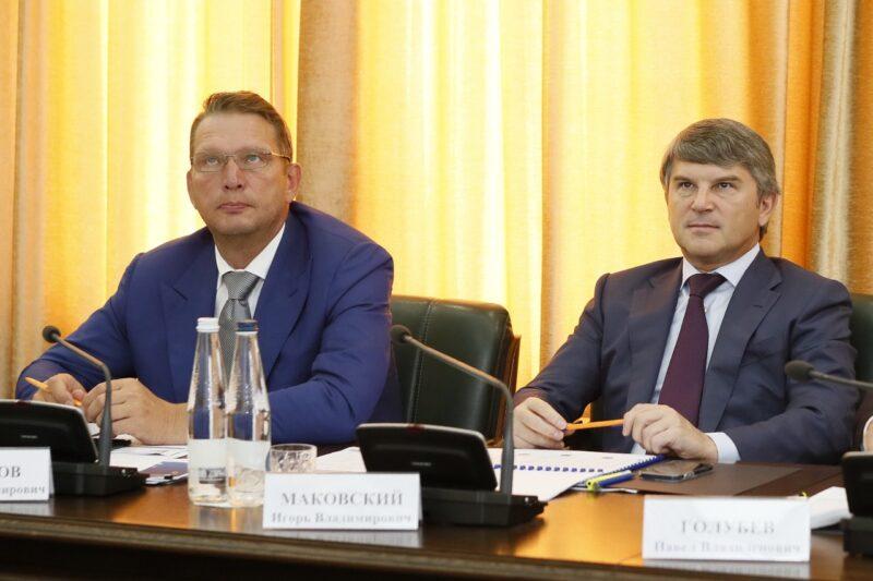 Генеральный директор ПАО «Россети Центр» принял участие в заседании по обеспечению безопасности электроснабжения