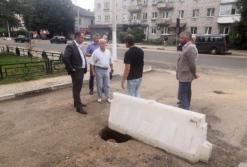 В Твери продолжаются инспекционные выезды по объектам проекта «Безопасные качественные дороги»