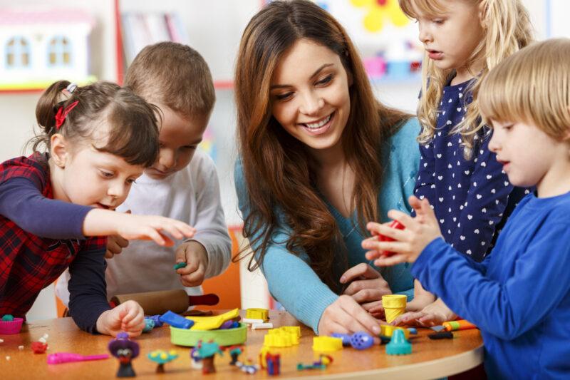 Наталья Кодина: Финансовая поддержка воспитателей прибавляет энтузиазма в работе