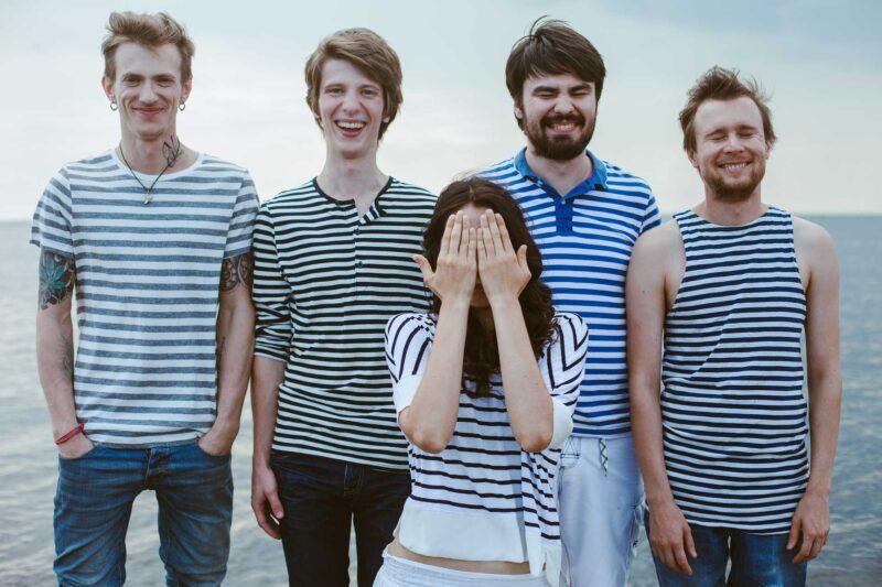 Группа «АлоэВера» даст осенний концерт в тверском клубе «Big Ben»