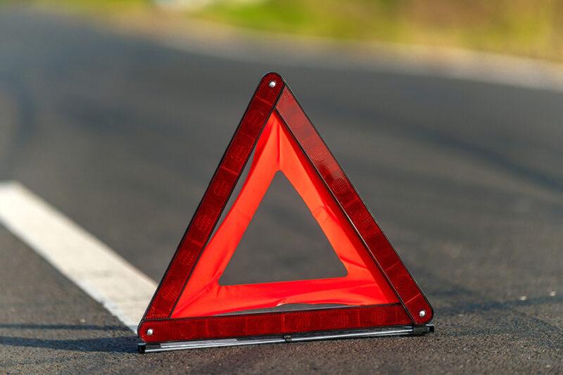 В Тверской области водитель иномарки наехал на пешехода