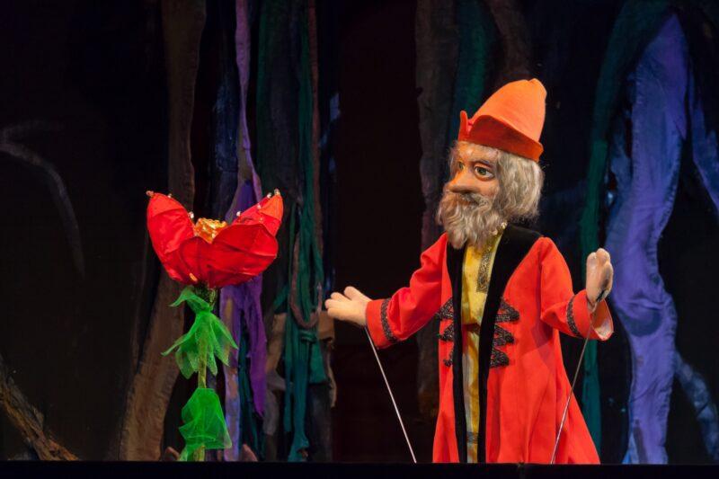 Аленький цветочек будут искать в Тверском театре кукол